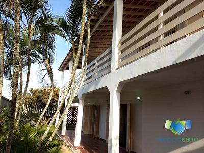 Sobrado Residencial Para Venda E Locação, Praia Do Satélite, Itanhaém. - So0021