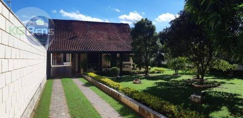 Chácara À Venda, 1000 M² Por R$ 700.000,00 - Parque Da Represa - Paulínia/sp - Ch0019