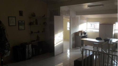 Imagem 1 de 30 de Sobrado Residencial À Venda, Vila Lucinda, Santo André. - So2726