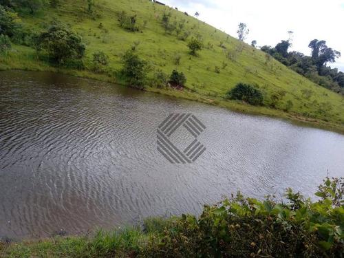 Sítio Com 2 Dormitórios À Venda, 121000 M² Por R$ 680.000,00 - Zona Rural - Salto De Pirapora/sp - Si0148