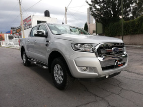 Ford Ranger Xlt Diésel Cabina Doble 4x4 At Facilidades