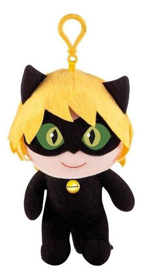 Pelúcia Miaculous Cat Noir - Multibrink 5900