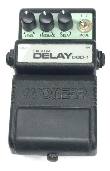 Pedal Onerr Digital Delay Dgd1 - Fotos Reais