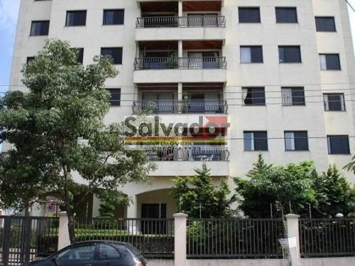 Apartamento Na Vila Santo Estéfano / Saúde - São Paulo - 8951