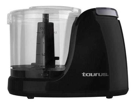 Procesador de alimentos Taurus Cepheus 100W negro 110V