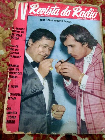 Radio 1966 Robero Carlos Altemar Jerry Nana Ibrahim Fernanda