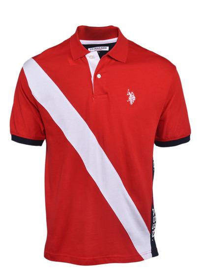 Polo Us Polo Rojo Uslpm-46-7926 Hombre
