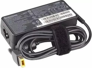 Cargador Lenovo Ideapad V330 Thinkpad Original 20v Square