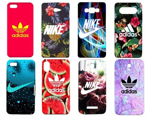 arrastrar varonil Enjuague bucal  Carcasa Funda Personalizada 3d Celulares iPhone adidas Nike | Mercado Libre
