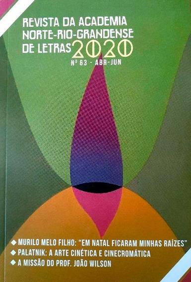 Revista Da Academia Norte-rio-grandense De Letras 2020