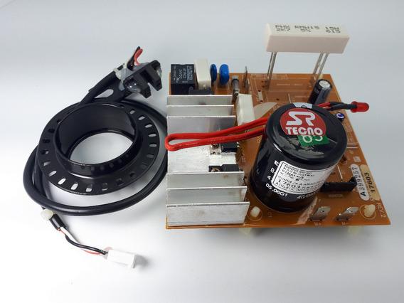 Kit Placa + Sensor E Disco Cód. 17603 Esteira Athletic/caloi