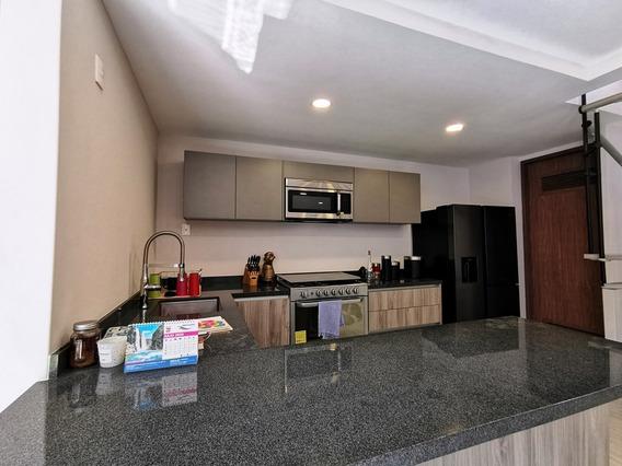 Penthouse En Venta, Col, Juarez, A 2 Cuadras Reforma, Cdmx