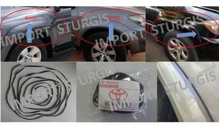 Kit Goma Aisladora Buches Toyota 4500, Tacoma, Tundra 7mtrs