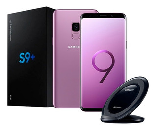 Celular Samsung Galaxy S9+ Plus 128gb Ram 6gb + Wireless