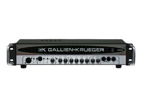 Cabeçote Gallien Krueger Gk 400rb Iv