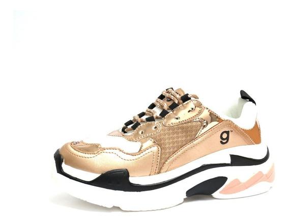 Zapatillas Mujer Balenciaga Gummi Plataforma Sneakers Balen