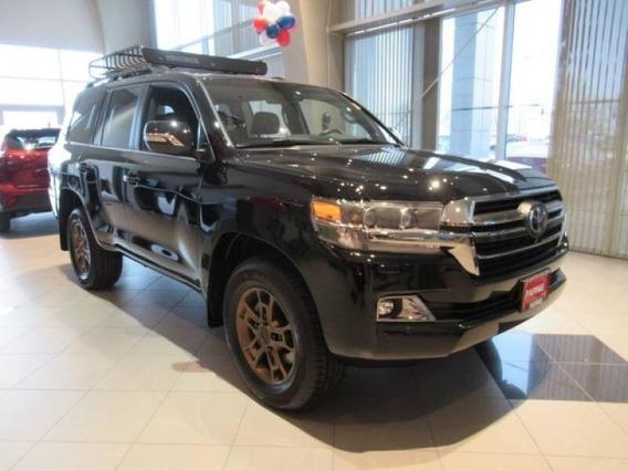 2020 Toyota Land Cruiser Awd Heritage Edition 4dr Suv