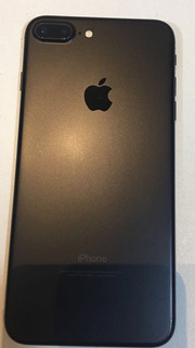 Vendo iPhone 7 Plus Black 128 G