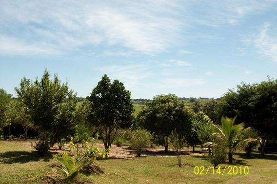 Chácara Rural À Venda, Éden, Sorocaba. - Ch0002