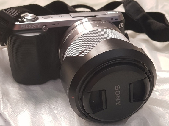 Câmera Digital Sony C3 Alpha 16.2 Megapixels Semi Nova