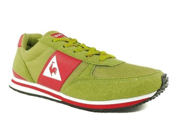 Zapatilla Kl Runner W Green Bo Le Coq Sportif Mujer