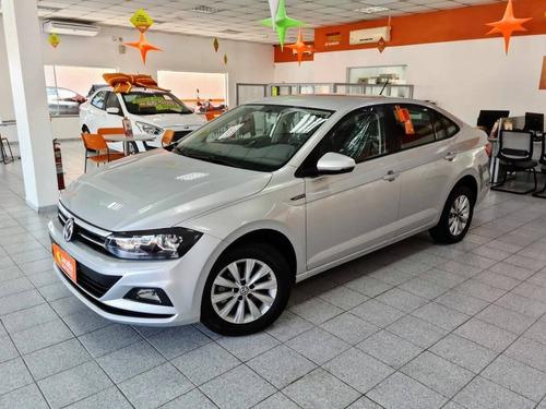 Imagem 1 de 14 de Volkswagen Virtus 1.0 200 Tsi Comfortline Automático