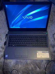 Notebook Vaio Fit 15s, I5-7200u, 8gb, 1tb, 15.6 $1900 Cash
