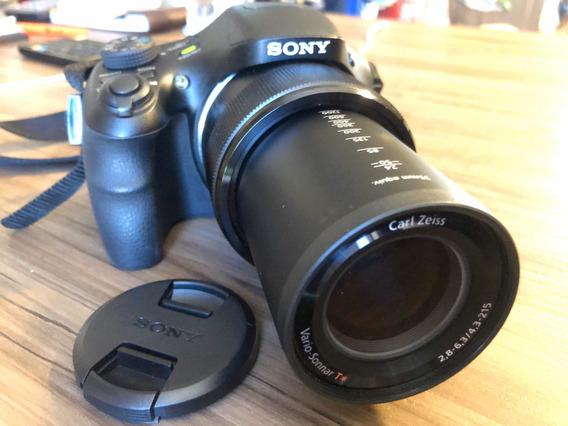 Câmera Sony Semi Profissional Dsc-hx300