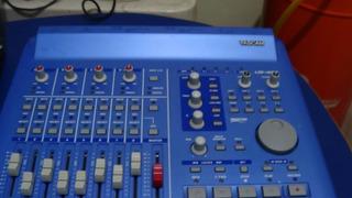 Controlador De Interfaz Usb Tascam Us-428 Digital Audio Work