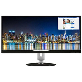 Monitor Lcd Philips 29 Com Multiview - 298p4qjeb