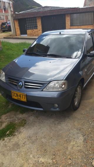 Renault Logan 1.6 Full Equipo