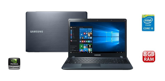 Notebook Samsung Intel Core I5