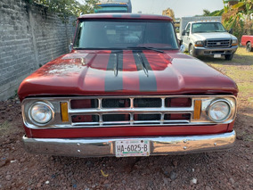Dodge Fargo Clásica