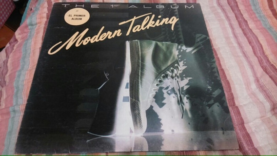 Modern Talking The 1st Album - Vinilo Nacional - Canjes