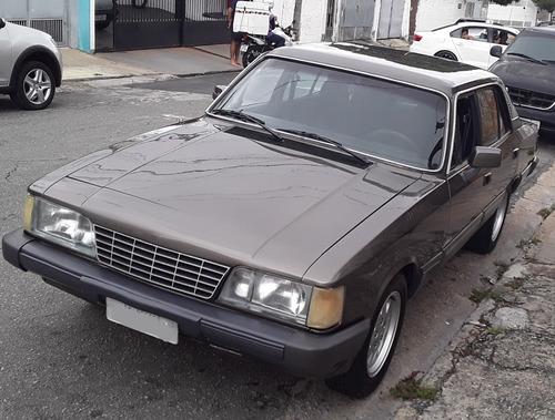 Imagem 1 de 15 de Chevrolet Opala Diplomata Se 4.1 / 1990