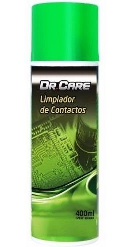 Limpiador De Contacto Electronico Dr. Care 400 Ml.