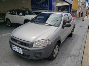 Fiat Strada Working Cabine Dupla 1.4 Mpi 8v Flex, Qlp5347