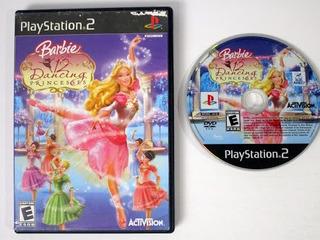 Barbie The 12 Dancing Princess Ps2-------------------mr.game