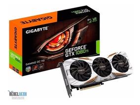 Tarjeta De Video Gigabyte Geforce Gtx1080 Ti Gaming Oc