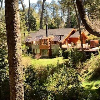 Increible Casa En Villa La Angostura