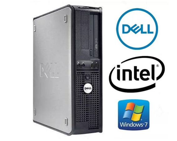 Cpu Dell Optiplex 330 Core 2 Duo 2.3ghz 80 Hd 1gb Ram
