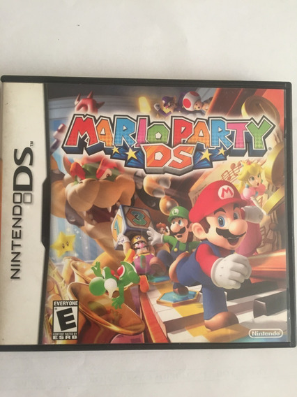 Mario Party Ds Original