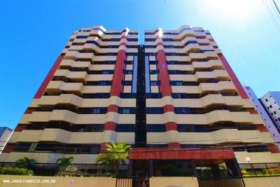 Apartamento Para Venda Em Maceió, Ponta Verde, 4 Dormitórios, 3 Suítes, 4 Banheiros, 2 Vagas - 031916
