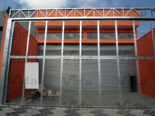Galpão Para Aluguel, 450.0m² - 26111
