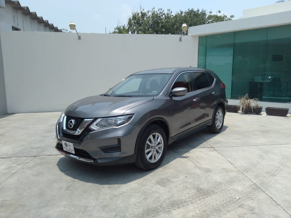 Nissan X-trail 2.5 Sense 3 Filas 2018 Plata At