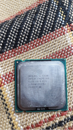 Processador Intel E7600 Core 2 Duos