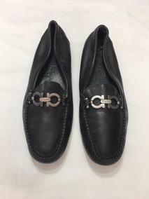 Zapato Mocasín Flats Ferragamo, Gucci, Prada, Usados Núm. 23