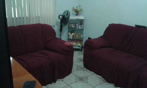 Sobrado No Bairro Rudge Ramos Em Sao Bernardo Do Campo Com 02 Dormitorios - V-28345