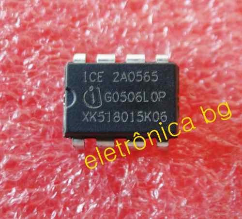 Ice2a0565 2a0565 Infineon Fonte Chaveada Original Kit C/ 2