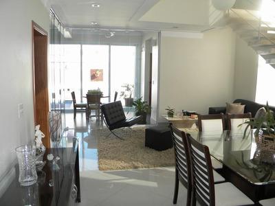 Casa Sobrado Com 4 Suítes No Condomínio Reserva Real - Ca1663
